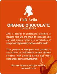 توتون پیپ شکلات پرتقال